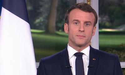 DPR Minta Presiden Prancis Emmanuel Macron Minta Maaf Secara Terbuka