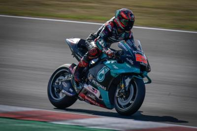 Bukan Pembalap Pabrikan Bikin Quartararo Tak Rasakan Beban Gelar Juara