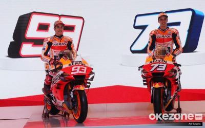 Marquez Bersaudara Tunjukkan Honda Adalah Motor yang Kompetitif