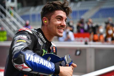Vinales Berharap Yamaha Sediakan Motor Baru untuk Empat Pembalap