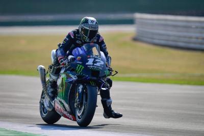 Yamaha Mulai Kedodoran, Vinales: Tanyakan pada Meregalli!
