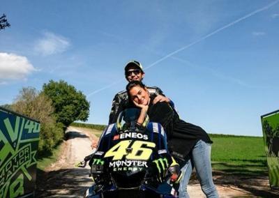 Francesca Negatif Covid-19, Valentino Rossi Berpotensi Tampil di MotoGP Eropa 2020