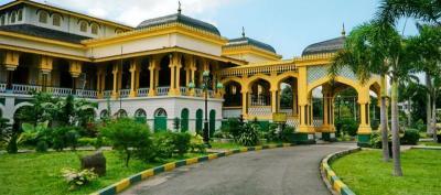 5 Objek Wisata Religi di Medan, dari Masjid hingga Istana