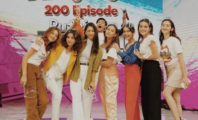 Sinetron Putri untuk Pangeran Tembus 200 Episode, Ranty Maria Bersyukur