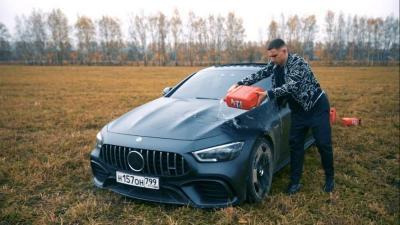 Kesal karena Sering Masuk Bengkel, Vlogger Ini Nekat Bakar Mobil Mewah Rp2,4 Miliar