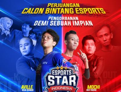 Kompetisi Esports Star Indonesia Semakin Seru, Momen Haru Calon Bintang Esports Bikin Baper