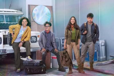 25 Tahun Berkarya, Miles Films Bakal Hadirkan Film Petualangan Sherina 2