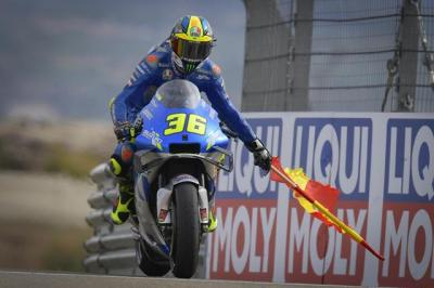 Manajer Suzuki Takkan Paksa Mir Raih Kemenangan di MotoGP 2020