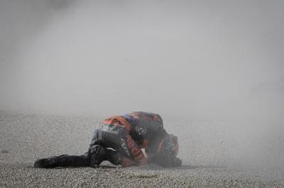 Brad Binder Sedih Bikin Jack Miller Gagal Finis di MotoGP Teruel 2020