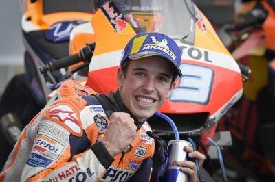 Alex Marquez Tak Sedih Harus Terlempar ke LCR Honda di MotoGP 2021