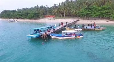 Pulau Ketawai, Surga Tersembunyi di Bangka Belitung untuk Pecinta Diving