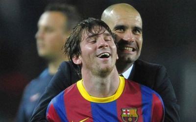 Calon Pengganti Bartomeu Ingin Buat Guardiola dan Messi Reuni di Barcelona