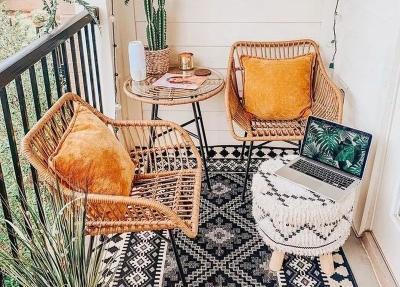 10 Tips Buat Balkon Rumah Jadi Instagramable