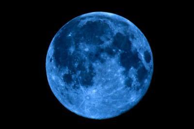 Fenomena Bulan Purnama Biru Langka Akan Terjadi Malam Ini