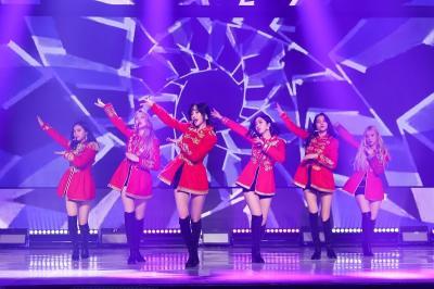 Sukses Gelar Konser Online, GFRIEND Menangis Rindu Fans