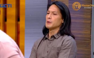 Waduh, Hamzah Enggak Bawa Piring ke Hadapan Juri MasterChef Indonesia