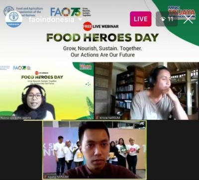Food Heroes Day: Perkuat Inovasi untuk Pahlawan Pangan yang Semakin Tangguh