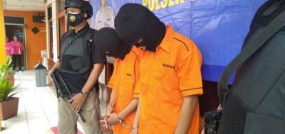 2 Remaja Jambret Bocah karena Ingin Servis Motor