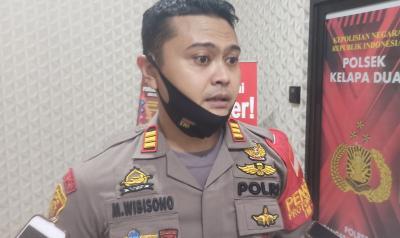 Kronologi Pria Berpistol Todong Resepsionis Hotel di Gading Serpong