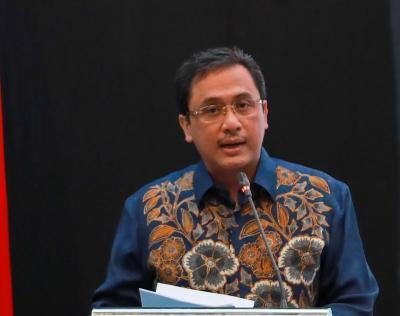 Agung Firman Sampurna Resmi Jadi Ketua Umum PP PBSI 2020-2024