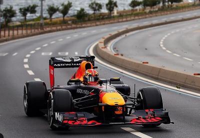 Hasil Latihan Bebas 1 F1 GP Turki 2020, Red Bull Tampil Dominan
