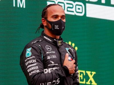 Usai Segel Gelar Juara F1 2020, Mercedes Tatap Kontrak Baru Lewis Hamilton