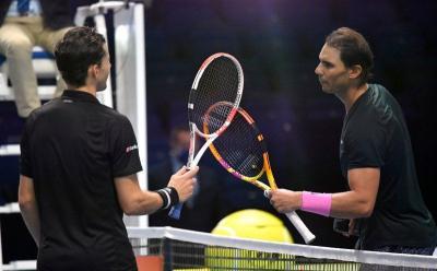 Kalah, Rafael Nadal Soroti Hakim Garis dan Mata Elang