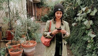 Serunya Vanessa Angel Liburan di Jepang, Masih Single Sih Bebas