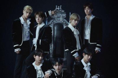 Pre-order Album Debut ENHYPEN Tembus 300 Ribu Kopi