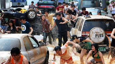 Haeundae, Film Terlaris Korea tentang Bencana Tsunami