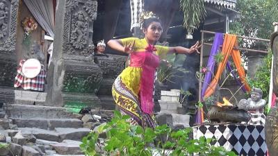 Candi Joglo, Objek Wisata Bernuansa Bali Favorit Turis di Grobogan
