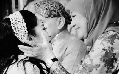 9 Tahun Menikah, Edhie Yudhoyono-Aliya Rajasa Kenang Lagi Momen Sungkeman Penuh Haru