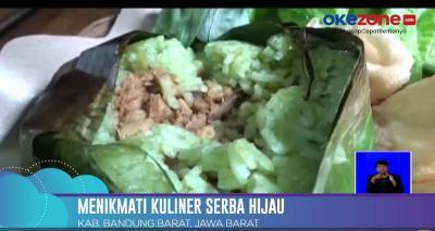 Nasi Goreng Hijau, Kuliner Bandung Unik yang Flavorful