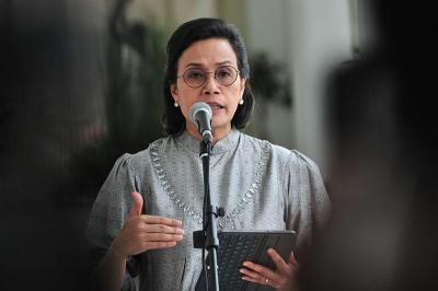 Sri Mulyani Tarik Utang Rp958,6 Triliun hingga Oktober 2020
