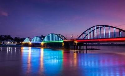 Jembatan Beatrix, Aset Sejarah Peninggalan Belanda di Sarolangun Dipercantik
