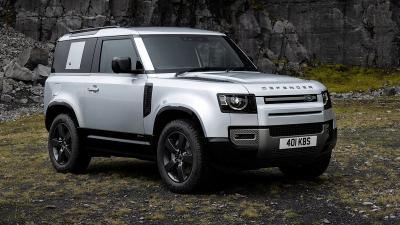 Evoque Terbaru dalam 5 Varian Dihadirkan Land Rover