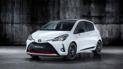 Tampil Lebih Sporty, Toyota Yaris GR Mampu Melesat 230 Km Jam