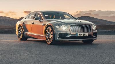 Bentley Flying Spur 2021, Perpaduan Mesin Twin-turbocharged dan Kabin Super Mewah