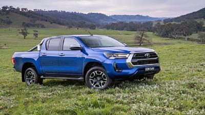 Tak Dipasangi Lebel Sesuai Standar, Toyota Tarik Ulang Hilux