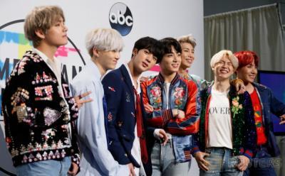 Raih 2 Penghargaan American Music Awards 2020, BTS: Terima Kasih pada Army