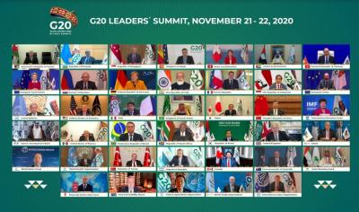 Indonesia Tuan Rumah KTT G20 2022