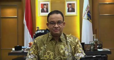 Anies Curhat Gegara Long Weekend Kasus Covid-19 di Jakarta Pecah Rekor