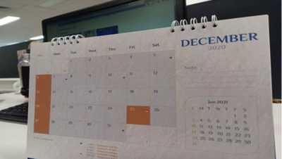 Jadwal Libur Panjang Akhir Tahun Sebelum Dikurangi