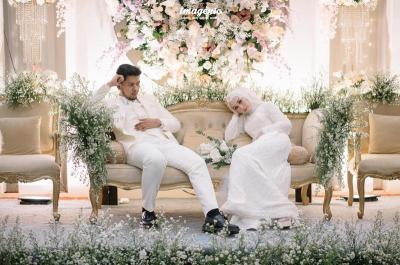Ungkapan Bahagia Selebgram Sinta Sri Antan Setelah Resmi Menikah