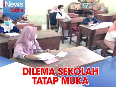 iNews Sore Hari Ini Pukul 16.00: Dilema Sekolah Tatap Muka
