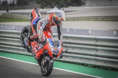 Matahari Jahili Jack Miller di MotoGP Portugal 2020