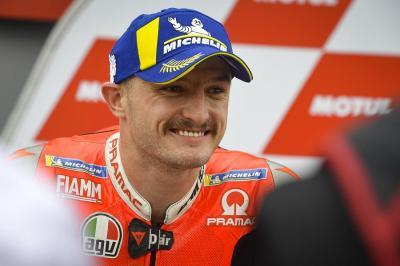 Bela Tim Pabrikan Ducati, Jack Miller Siap Terima Tantangan