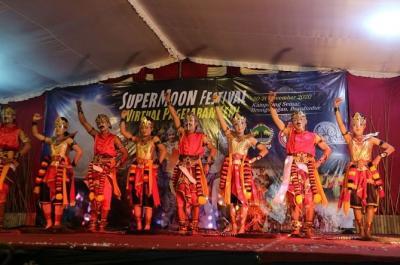 Corona Belum Mereda, Festival Supermoon 2020 Tetap Digelar