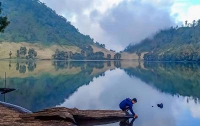 Sederet Danau Angker di Pulau Jawa, Nomor 3 di Belakang Istana Bogor