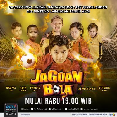 """Syamsir Alam Jadi Pelatih di Sinetron Baru """"Jagoan Bola"""" MNCTV"""